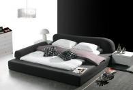 Легло тапицирано с меки форми