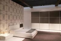 спалня бял лак-