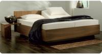 Легло от ПДЧ с едно нощно шкафче