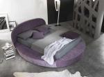 Тапицирани кръгли спални