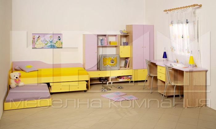Детска стая Фантазия композиция I