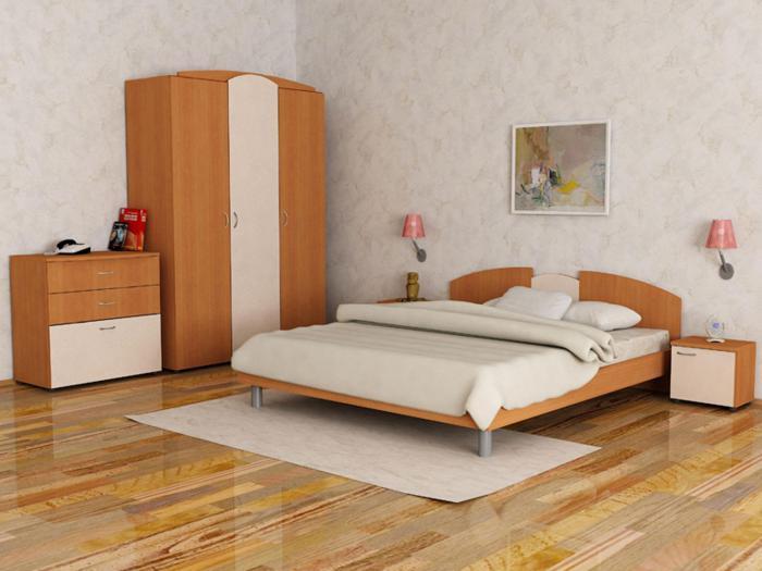 Спален комплект Елица