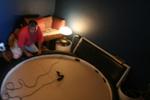 изработка на кръгла спалня