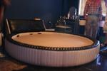 производство на кръгли спални