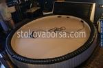 изработка по поръчка на кръгли спални