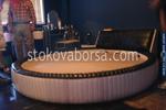 изработка по поръчка на кръгла спалня