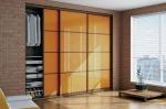 Дизайн за луксозен гардероб, изработен по индивидуална заявка