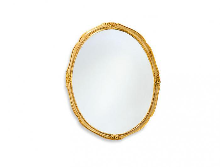Луксозно италианско огледало