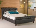 лукс черно легло Chesterfield