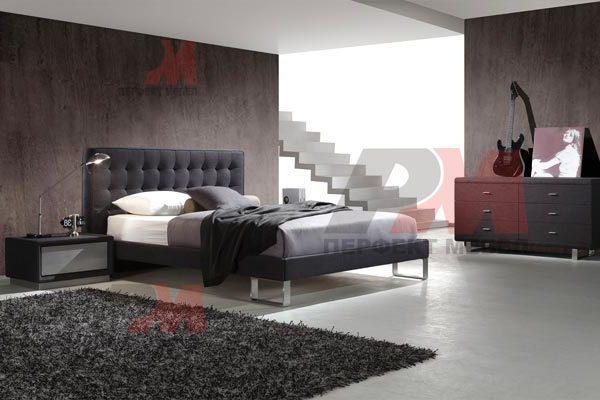 Тапицирани спални с еко кожа, за луксозни къщи