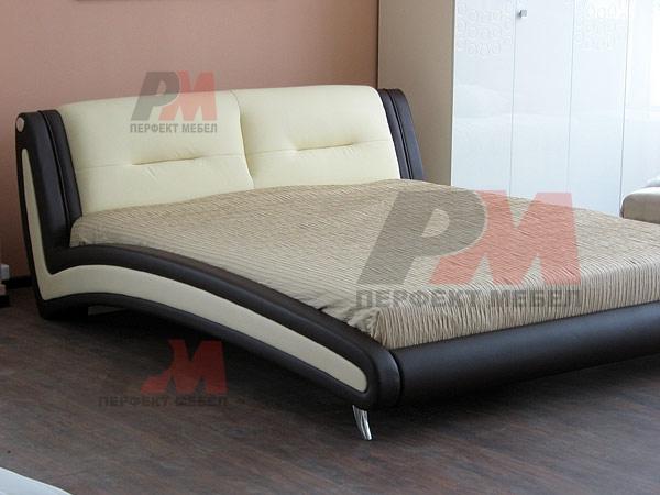Нестандартни дизайнерски тапицирани спални